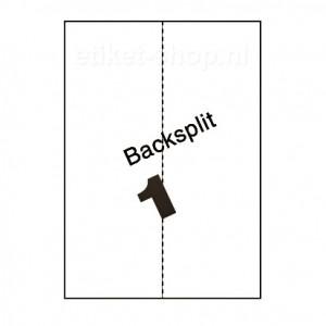 blanco A4-etiketten-blacksplitbestellen