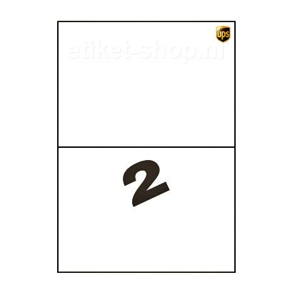 UPS-A4-etiketten-2vel-210x1485mm